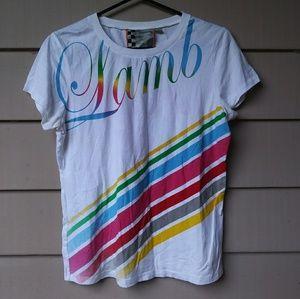 Lamb Spring 2008 Rainbow T Shirt